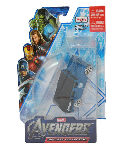 Maisto Marvel's Avengers Shield Hummer 1:64 Die Cast Vehicle [Toy]