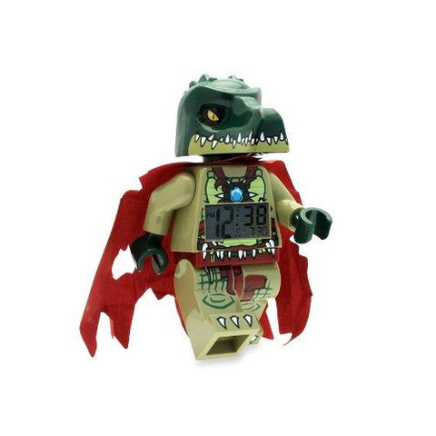LEGO Kids Legends of Chima Cragger Alarm Clock 9000577 [Toy]
