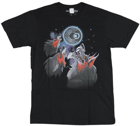 Dota 2 Mens T-Shirt - 3 Lycan Mad Moon Image