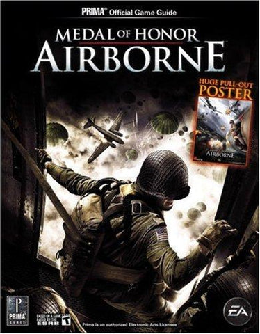 Medal of Honor: Airborne (Prima Official Game Guide) by Knight, Michael
