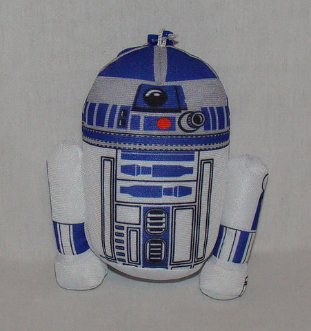 Star Wars R2D2 Backpack Clip / Keychain / Carbiner Clip - Inmyparentsbasement.com