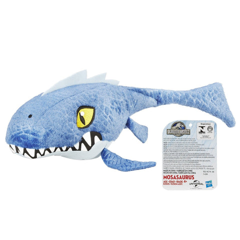 Jurassic World Plush Mosasaurus Toy - Inmyparentsbasement.com