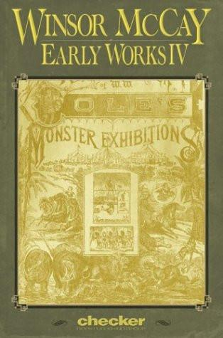 Winsor McCay: Early Works Volume 4 (Early Works)