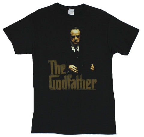 The Godfather Mens T-Shirt -  Classi c Movie Poster Image