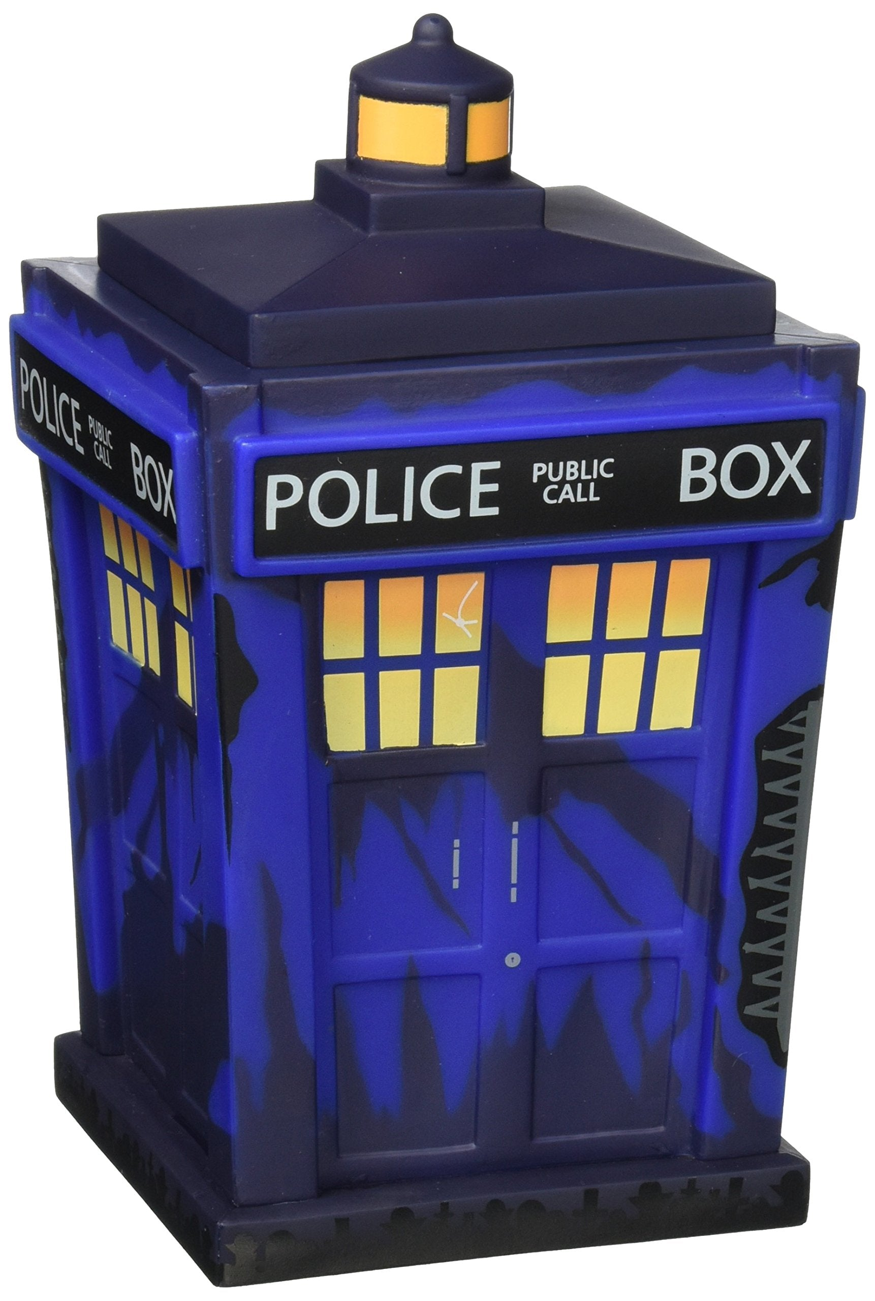"Doctor Who Titans Trenzalore Tardis Exclusive 8"" Vinyl Figure"