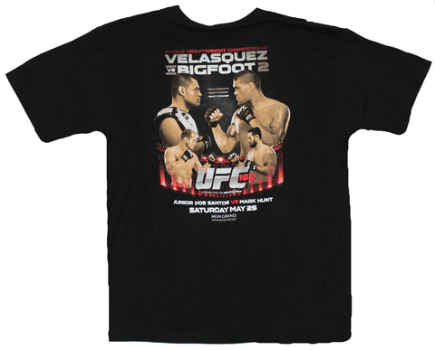 UFC 160 Event Mens T-Shirt - Velasquez vs Bigfoot 2 Offical Event Shirt