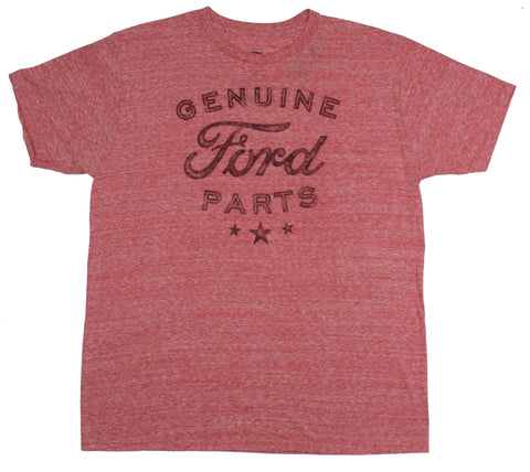 Ford Mens T-Shirt - Genuine Ford Parts Simple Logo