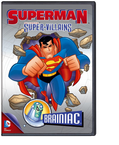 Superman SuperVillains: Brainiac (Value/DVD)