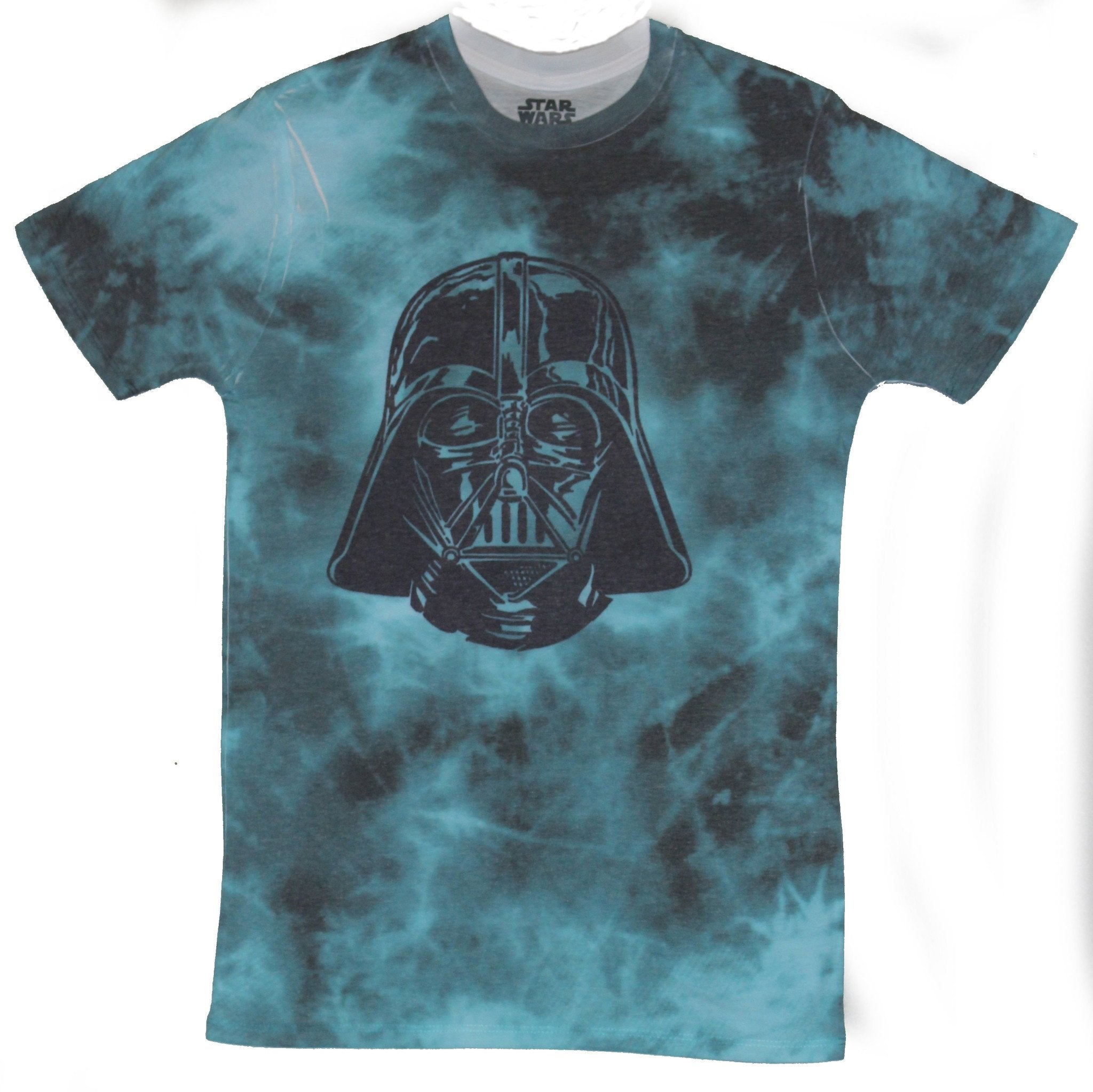 Star Wars Mens T-Shirt - Floating Darth Vader Head