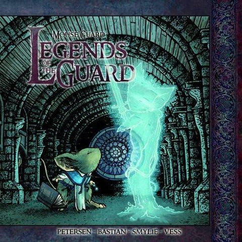 Mouse Guard Legends of the Guard #2 of 4
