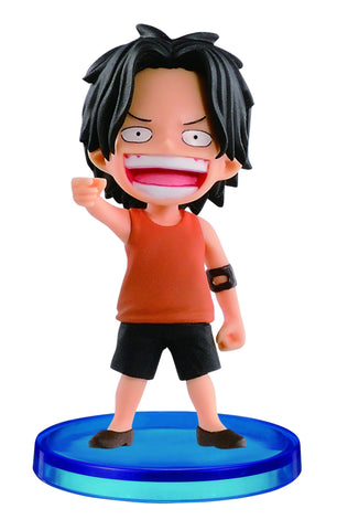 "Banpresto One Piece 2.8"" Kids Ace World Collectible Figure, The History of Sabo"