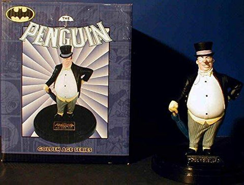 Batman Golden Age Series Penguin Figurine Statue [Toy]