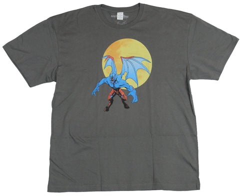 Dota 2 Mens T-Shirt - Harvest Moon Flying Bat Guy