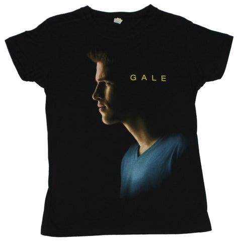The Hunger Games Mens T-Shirt  - Giant Gale Profile Image on Black