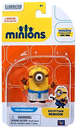 Minions Movie - Egyptian Mini Figure (20216)