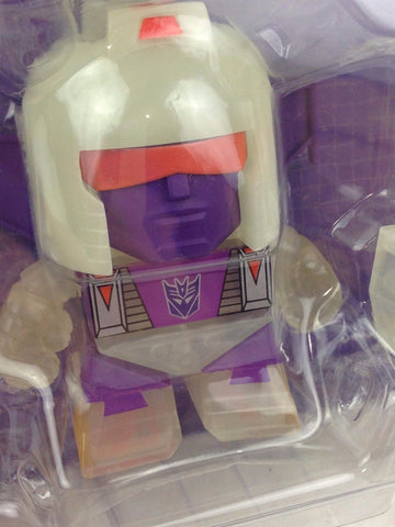 Transformers Action Vinyls Glow In The Dark Blitzwing Vinyl Figure