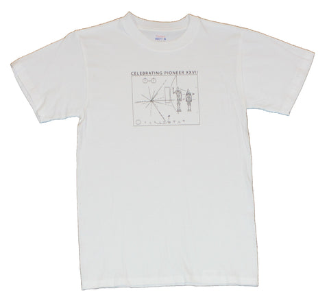 Pioneer XXVII (27) Mens T-Shirt  - Celebrating Pioneer XXVII Capsule Drawing
