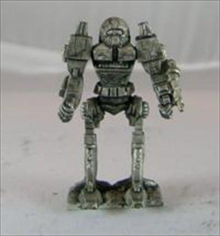 Iron Wind Metals 20-5051 Battletech Watchman Mech Classic Sculpt Return