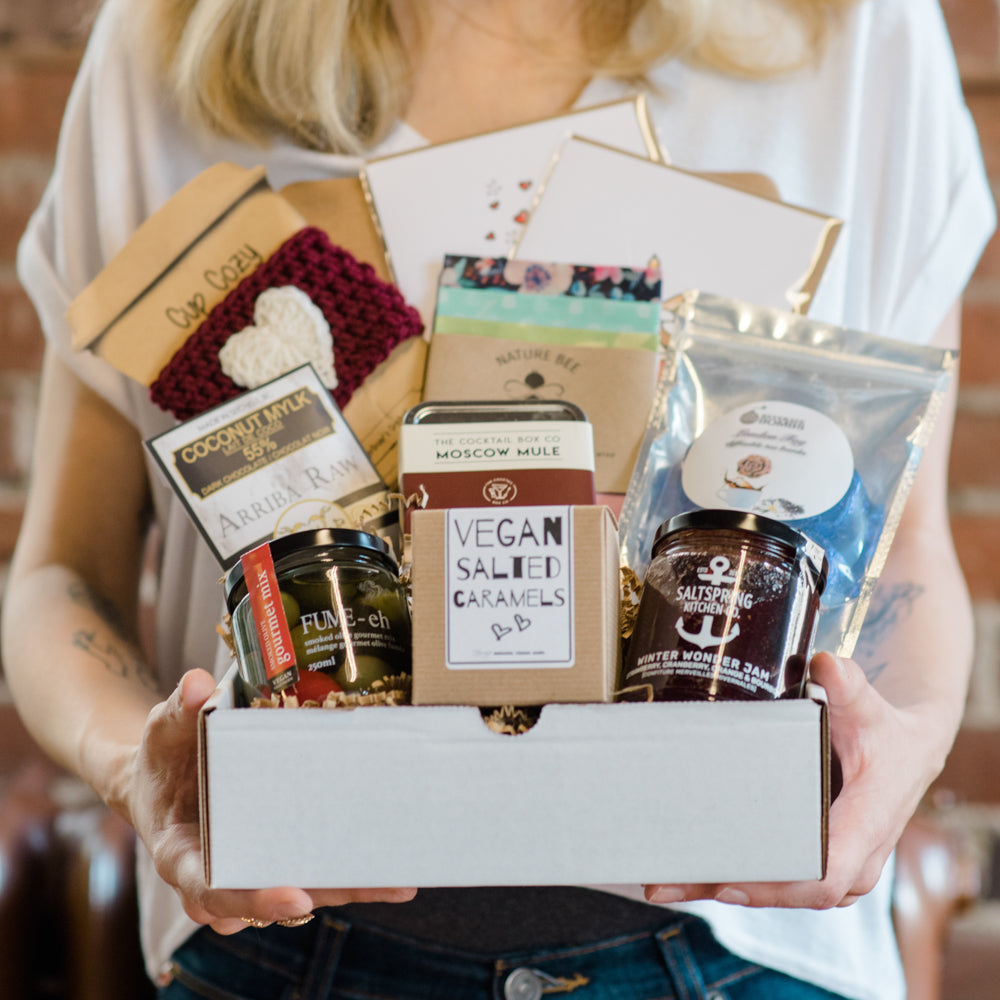 Foodie Favourites Box