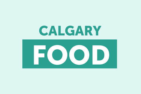 2019 Holiday Calgary Food