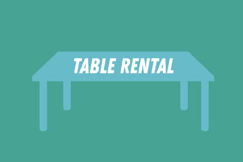 Table Rental