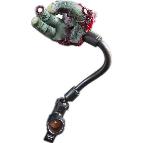 Zombie Hand with Charger Mount