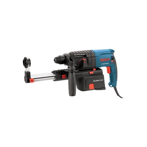 "Bosch 11250VSRD 3/4"" SDS-Plus Rotary Hammer with Dust Collection"