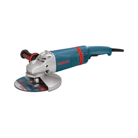 "Bosch 1873-8 7"" Large Angle Grinder with Rat Tail Handle"