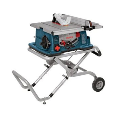 "Bosch 4100-09 10"" Worksite Table Saw with Gravity-Rise Stand"
