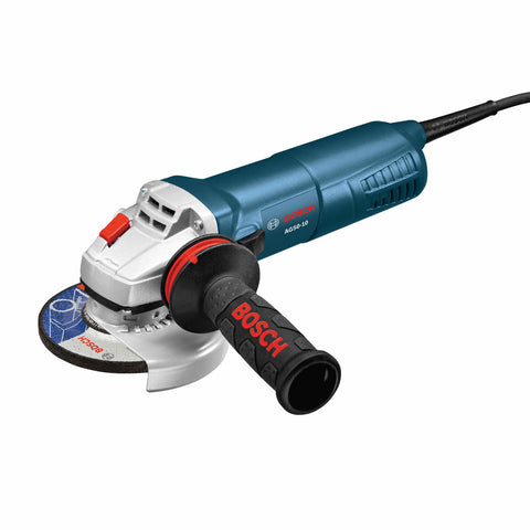 "Bosch AG50-10TG 5"" Angle Grinder with Tuckpointing Guard"