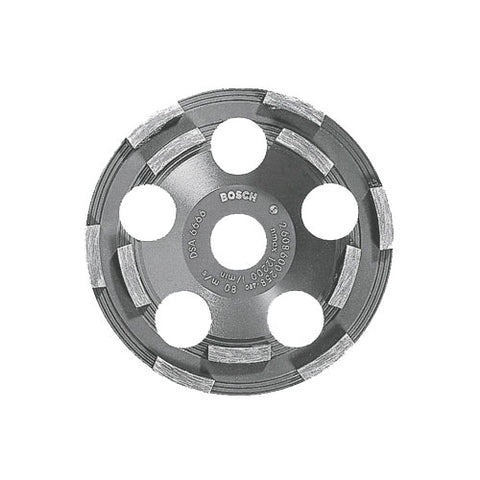 "Bosch DC500 5"" Diamond Cup Wheel"