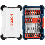 Bosch DDMS20 20 pc. Impact Tough Drill Drive Custom Case System Set