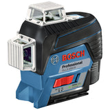 Bosch GLL3-330CG 360? Connected All-In-One Leveling & Alignment-Line Laser