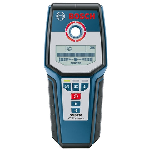 Bosch GMS120 Digital Wall Multi-Scanner
