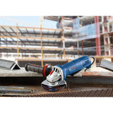 "Bosch GWS10-45PE 4-1/2"" Ergonomic Angle Grinder with Paddle Switch"
