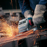 "Bosch GWS13-50P 5"" High-Performance Angle Grinder with Paddle Switch"
