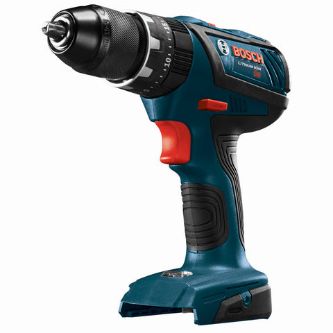 "Bosch HDS181AB 18V Compact Tough 1/2"" Hammer Drill/Driver (Bare Tool)"