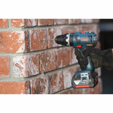 "Bosch HDS182B 18V EC Brushless Compact Tough 1/2"" Hammer Drill/Driver"