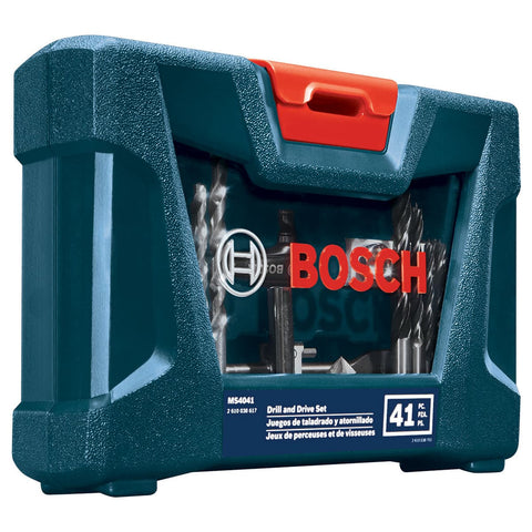 Bosch MS4041 41 pc. Drilling and Driving Mixed Bit Set