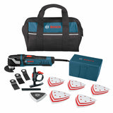 Bosch MX30EC-31 Multi-X Oscillating Tool Kit with Toolless Blade Change