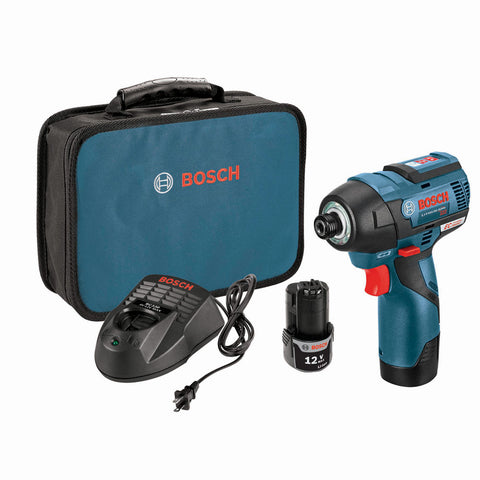 Bosch PS42-02 12V MAX EC Brushless Impact Driver Kit