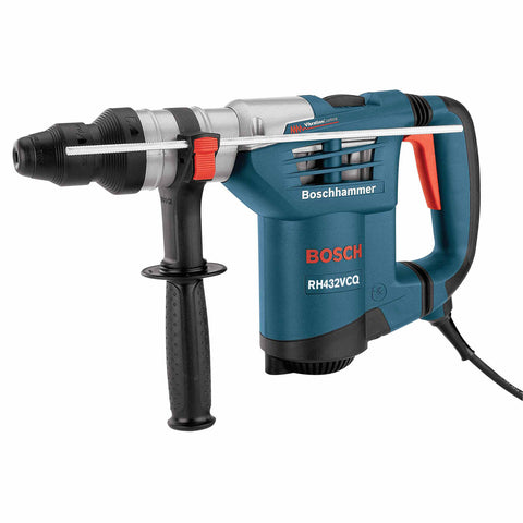 Bosch RH432VCQ 1-1/4-Inch SDS-plus Rotary Hammer with Quick-Change Chuck System