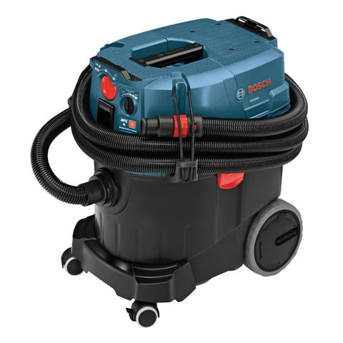 Bosch VAC090AH 9 Gallon Dust Extractor with Auto Filter Clean Vacuum
