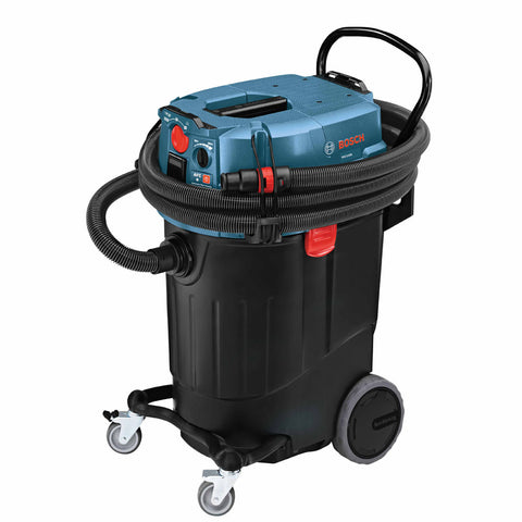 Bosch VAC140AH 14 Gallon Dust Extractor with Auto Filter Clean and HEPA Filter