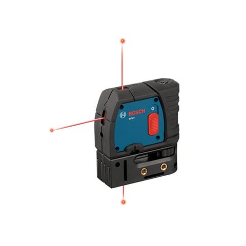 Bosch GPL3 3-Point Self-Leveling Alignment Laser