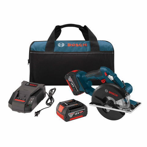 Bosch CSM180-01 18-Volt Lithium-Ion Cordless Metal Cutting Circular Saw