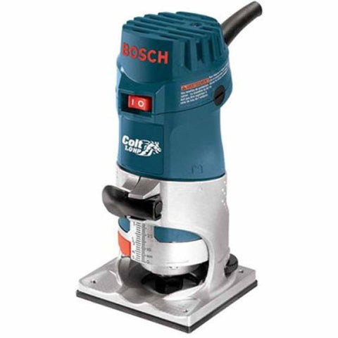 Bosch PR20EVSPK 1 HP Colt Variable Speed Electronic Palm Router Combo Kit