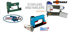 STAPLERS - STAPLE GUNS