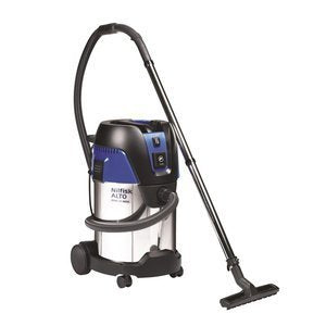 Aero 31 Professional Wet/Dry Vac, 8 Gal., Stainless by Nilfisk - StaplerManiaStore