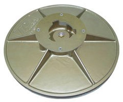 "Pearl Abrasive 16"" Sanding Plate Attachment BUFSPL16"